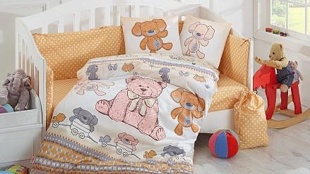 Комплект постельного белья в кроватку TOMBIK HT_1501001395