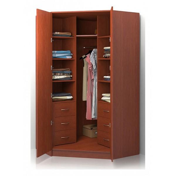 Шкаф платяной Alisa