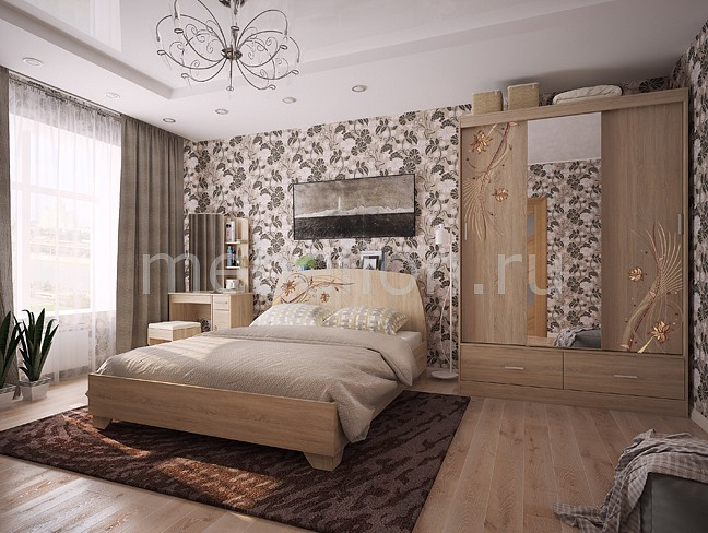 Гарнитур для спальни Виктория-1