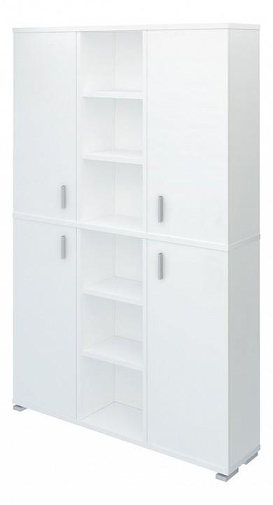 Шкаф книжный Домино ПУ-40-5