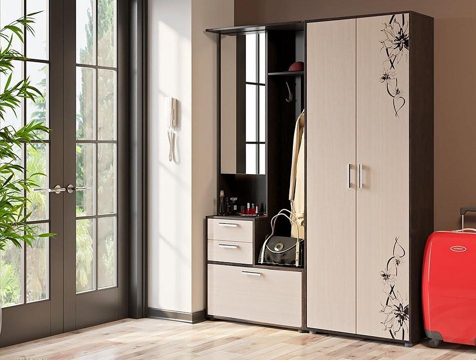 Прихожая Smart мебель SMT_Vitra_system_1 от Mebelion.ru