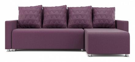 Угловой диван-кровать Челси 2 Еврокнижка