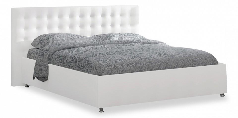 Кровать двуспальная с матрасом и подъемным механизмом Siena 180-190