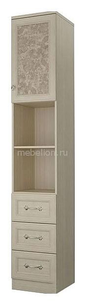 Шкаф комбинированный Дженни СТЛ.127.21 Cilegio Nostrano/Granite Rose