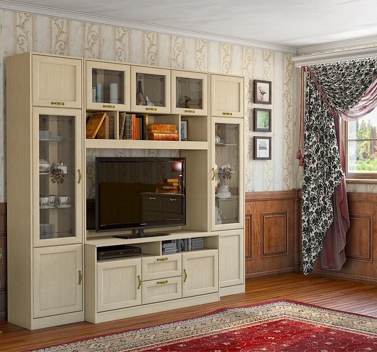 Гостиная MOBI MOB_Florida1_system_2 от Mebelion.ru