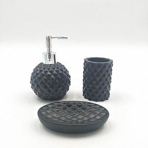 Набор для ванной №59 ВК-59-черМ