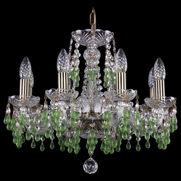 Подвесная люстра 1410/8/160/Pa/V5001 Bohemia Ivele Crystal  (BI_1410_8_160_Pa_V5001), Чехия