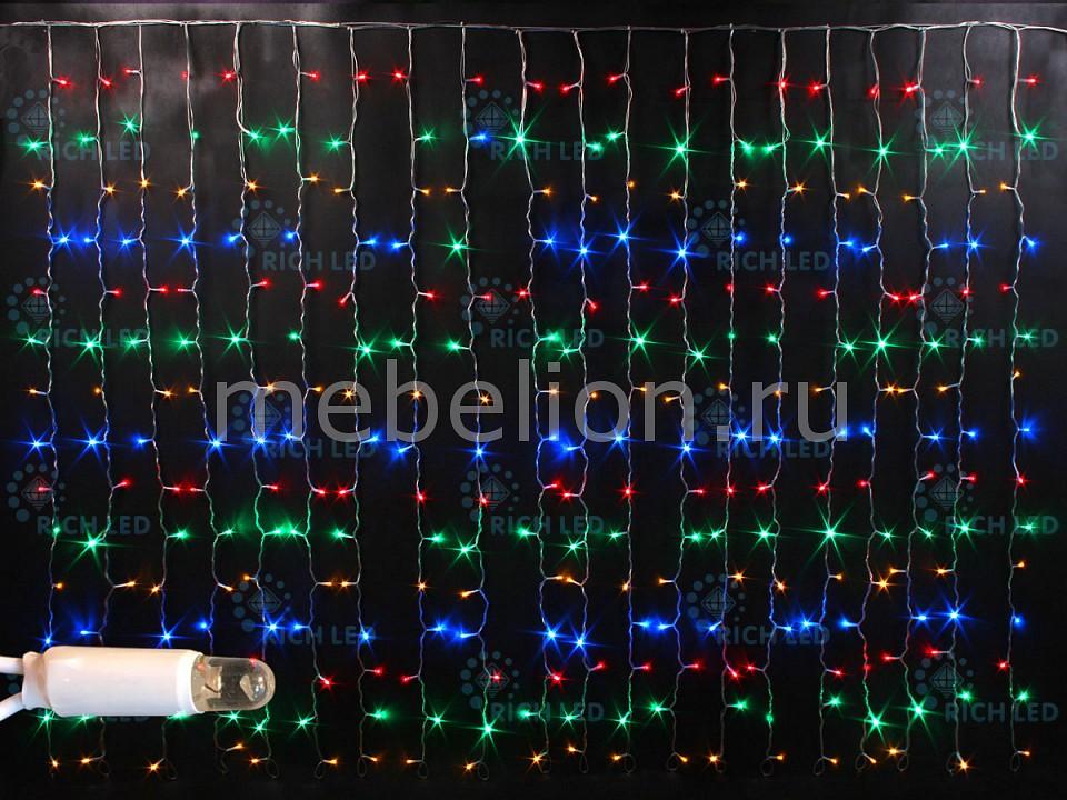 Светодиодный занавес RichLED RL_RL-CS2_1.5-CW_M от Mebelion.ru