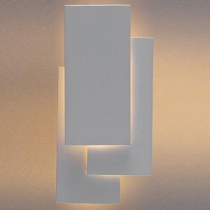 Настенный накладной светильник A1718 AR_A1718AP-1WH