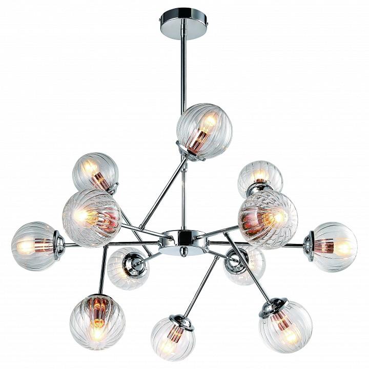 Купить Люстра на штанге Arancia A9276LM-12CC, Arte Lamp
