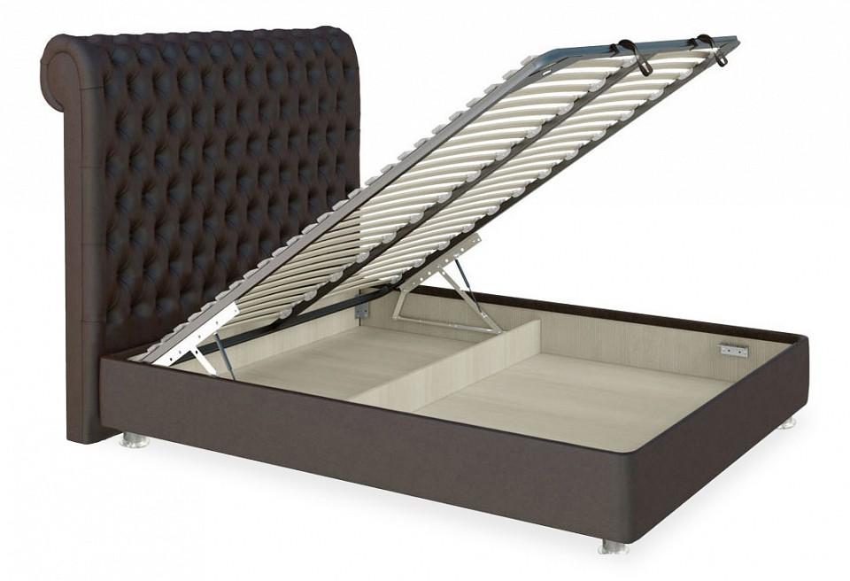 Кровать двуспальная Arabella box
