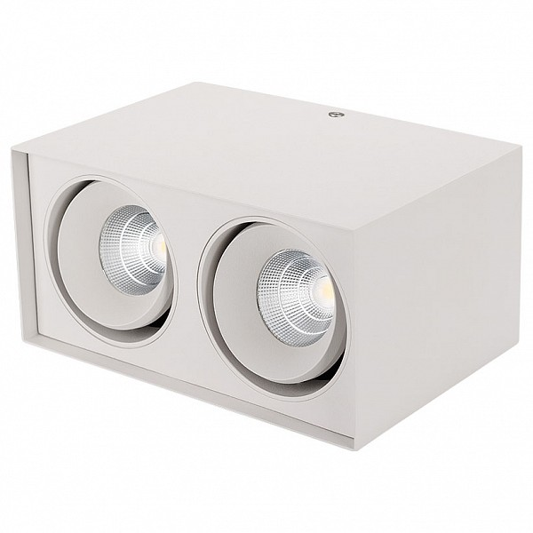 Накладной светильник Sp-cubus SP-CUBUS-S100x200WH-2x11W Day White 40deg