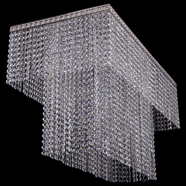 Потолочная люстра 2001/40/80/45/Ni Bohemia Ivele Crystal  (BI_2001_40_80_45_Ni), Чехия