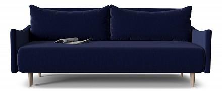 Прямой диван-кровать Милкен еврокнижка