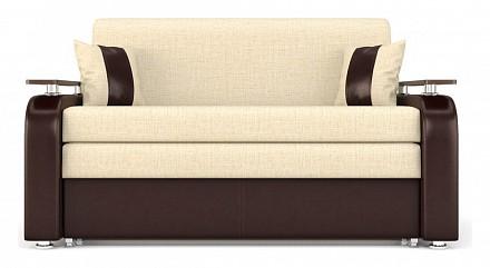 Прямой диван-кровать Шоколад Выкатной / Диваны / Мягкая мебель