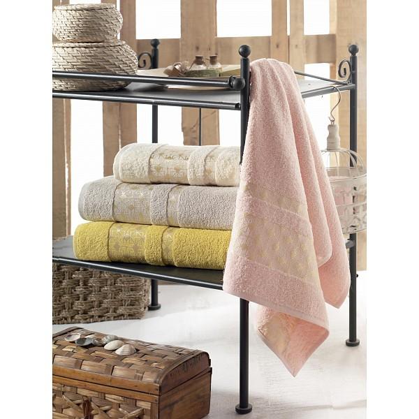 Набор из 4 банных полотенец (70x140 см) Oriental DO&CO MTH_9075