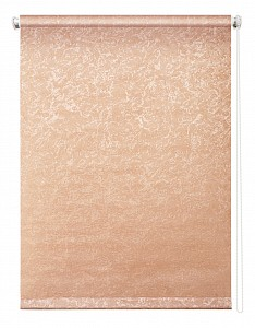 Штора рулонная Фрост 50x4x175 см., цвет лососевый