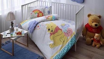 Детский комплект постельного белья Winnie Hunnybaby