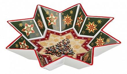 Салатник (32 см) Christmas collection 586-006