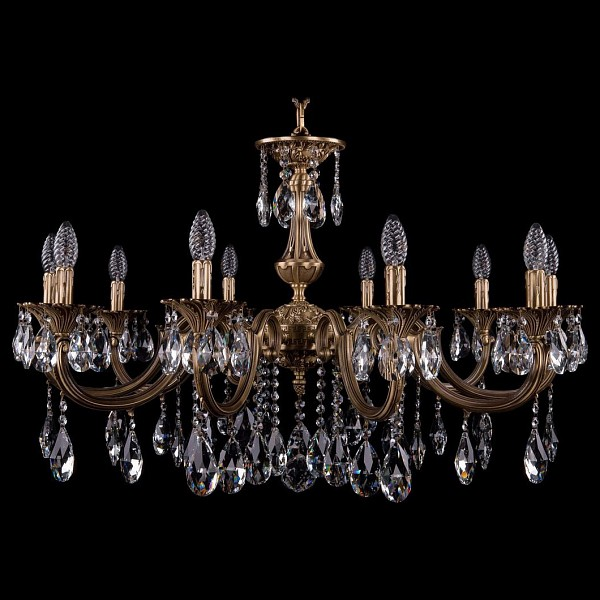 Подвесная люстра 1702/10/300/A/FP Bohemia Ivele Crystal 1702/10/335/A/FP  (BI_1702_10_335_A_FP), Чехия