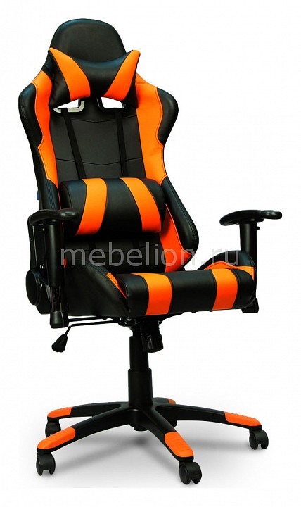 Кресло игровое Lotus S2 EP-lotus s2 eco black/orange