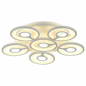 Люстра LED пультом д/у Roundels FV_2292-6U