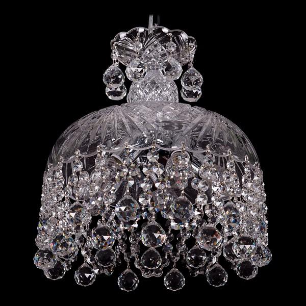 Подвесной светильник 7711/30/Ni/Balls Bohemia Ivele Crystal  (BI_7711_30_Ni_Balls), Чехия