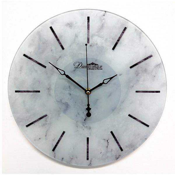 Настенные часы (33 см) Династия 01-088 фото