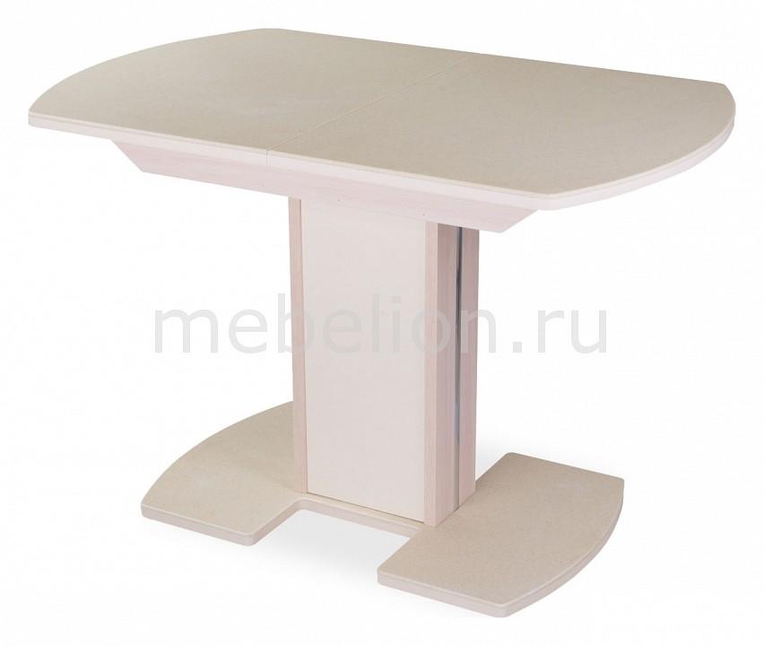 Кухонный стол Домотека DOM_Rumba_PO_KM_06_MD_05_MD_KR_KM_06 от Mebelion.ru