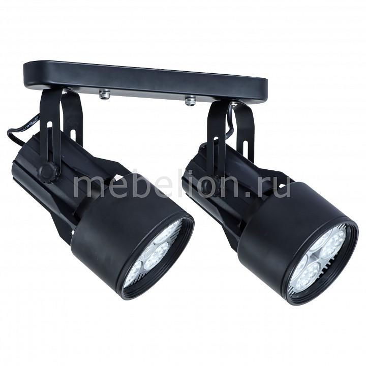 Настенный светильник Arte Lamp AR_A6252PL-2BK от Mebelion.ru