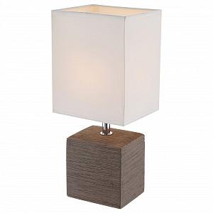 Настольная лампа декоративная Geri 21677