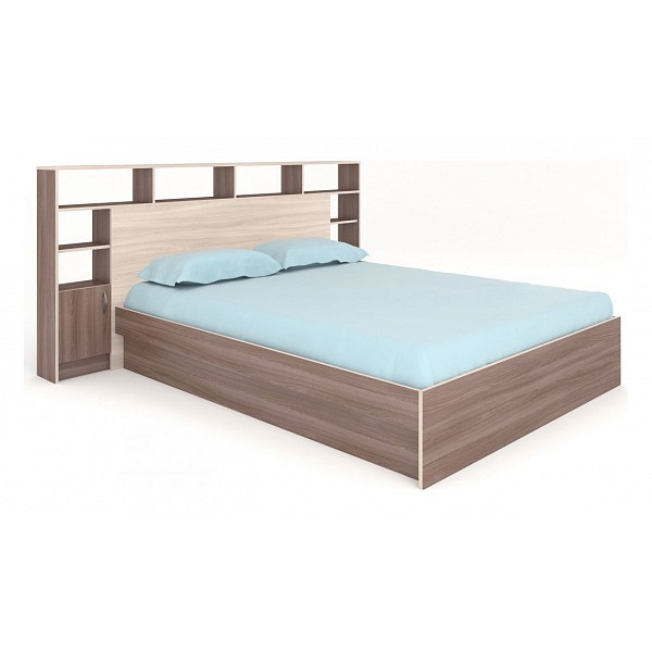 Кровать полутораспальная Алина КР.004.1200-01