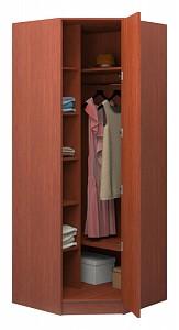 Угловой шкаф для прихожей Alisa BRN_512