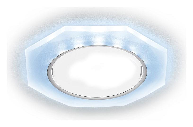 Встраиваемый светильник Ambrella AMBR_G216_CL_CH_CLD от Mebelion.ru