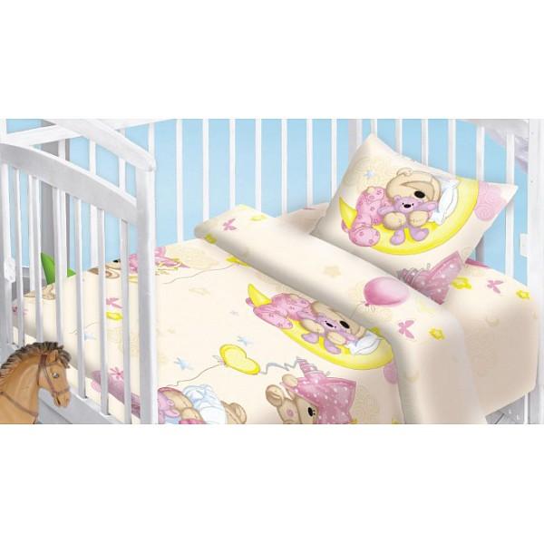 Комплект детский Сонный мишка Вальтери DTX_4588-439