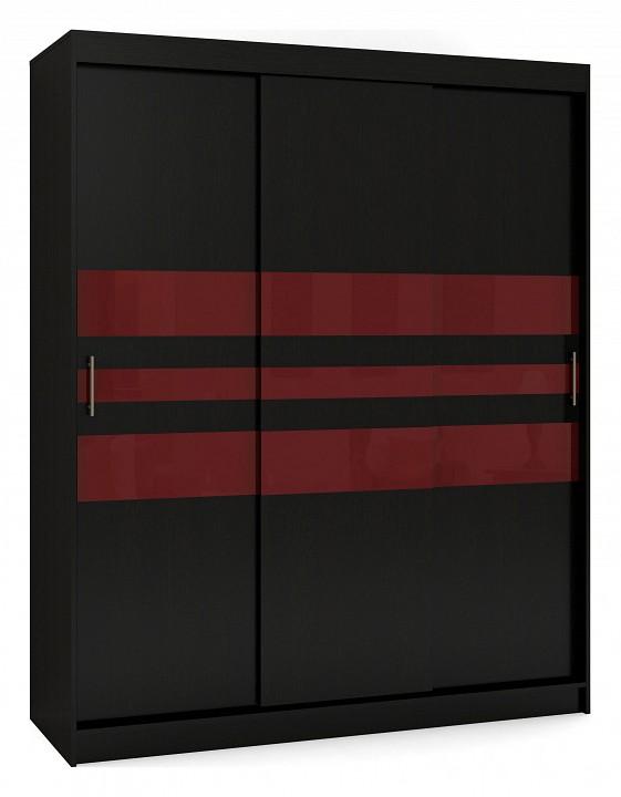 Шкаф-купе Риф-3 Лакобель вариант 6