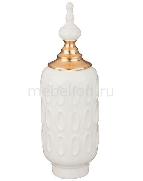 Бутылка декоративная АРТИ-М (14х46 см) 735-108 чаша декоративная арти м 34х15х12 см бабочки 742 282