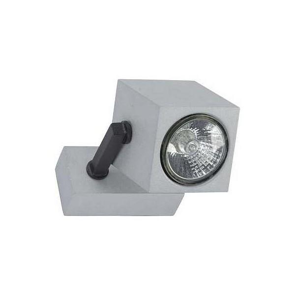 Спот Cuboid Silver 6517