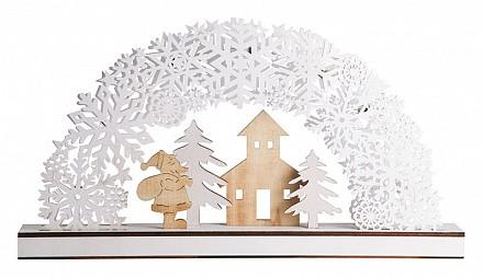 Композиция световая (44.5х6х24 см) Рождественская сказка 504-021