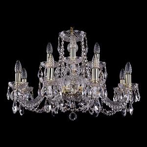 Хрустальная люстра 1402 Bohemia Ivele Crystal (Чехия)