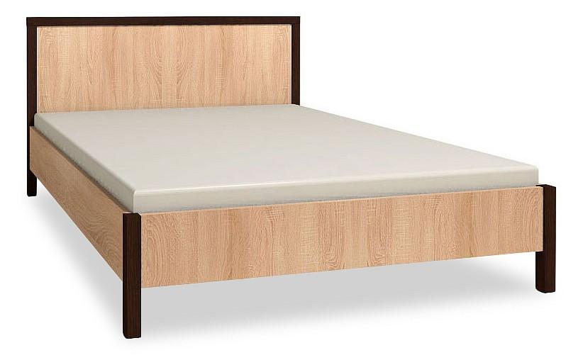 Купить Кровать двуспальная, Крова двуспальная Баухаус-1, Глазов-Мебель