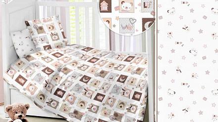 Детское постельное белье Пэчворк