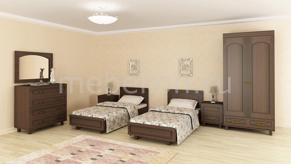 Комод детский Компасс-мебель KOM_Elizabet_childrens_room_1 от Mebelion.ru