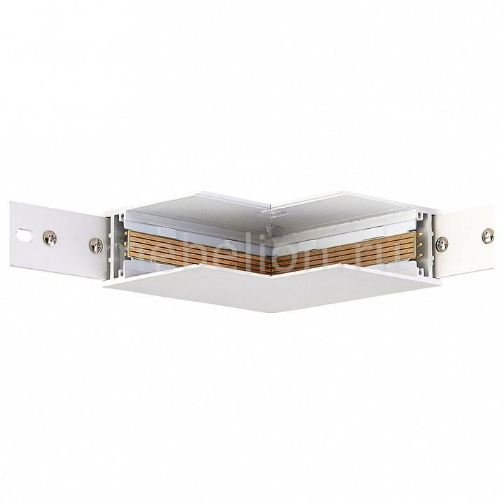 Купить Соединитель для треков [123x39x76] DLM Inner corner DLM/White, Donolux