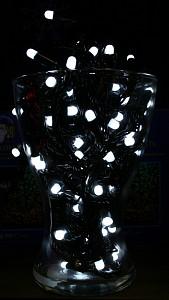 Гирлянда Нить [10 м] PVCIP64-10M-100PC-6W-W