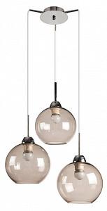 Подвесной светильник Ивент 2-5501-3-CR E27