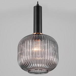 Подвесной светильник Bravo 50182/1 дымчатый