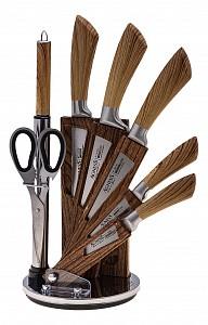 Набор из 5 ножей, мусата и ножниц Agness 911-640