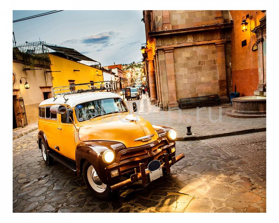 Панно Ekoramka (50х40 см) Винтажное авто 1718011К5040 цена