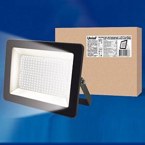 Настенный прожектор ULF-F18 ULF-F18-200W/DW IP65 200-240В BLACK